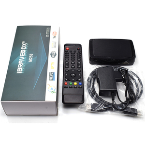 Image 5 - IBRAVEBOX M258 טלוויזיה מקלט לווין אינטרנט ממיר דיגיטלי IPTV מקלט מפענח מלא HD 1080P 4K טלוויזיה תיבת עם USB Wifi #50