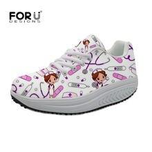 Forudesigns/Женская обувь на плоской подошве; Обувь платформе