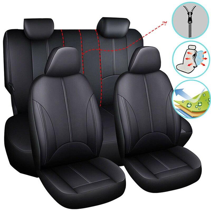 Ensemble de couverture de siège de voiture universel accessoire de protection de siège pour Chevrolet Lanos Trailblazer Trax brillant Faw V5