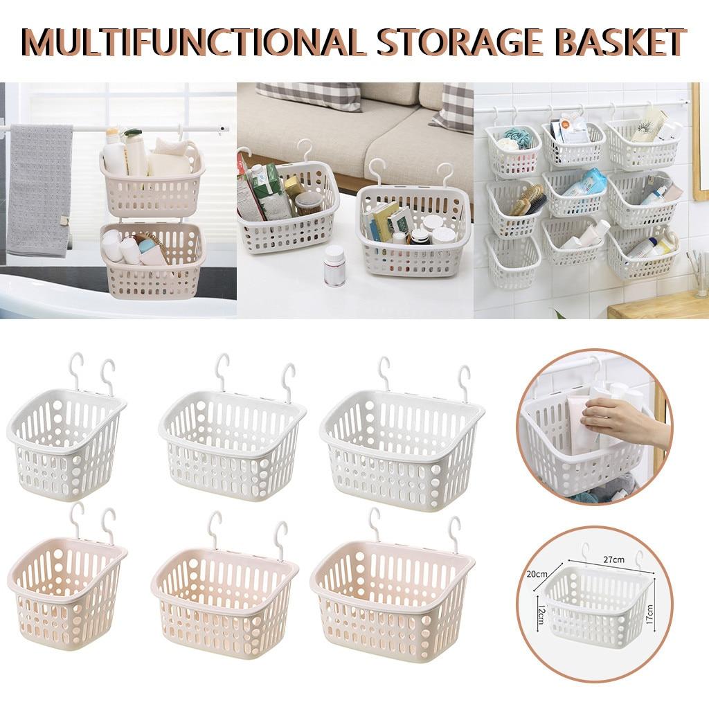 Storage Hanging Baskets Bathroom