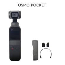 DJI Osmo Pocket cámara de mano estabilizada de 3 ejes, la más pequeña, nueva, nueva, DJI osmo, en stock
