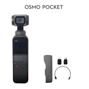 Image 1 - DJI Osmo Tasca il più piccolo 3 assi stabilizzata portatile della macchina fotografica originale di marca nuovo più nuovo DJI osmo in magazzino
