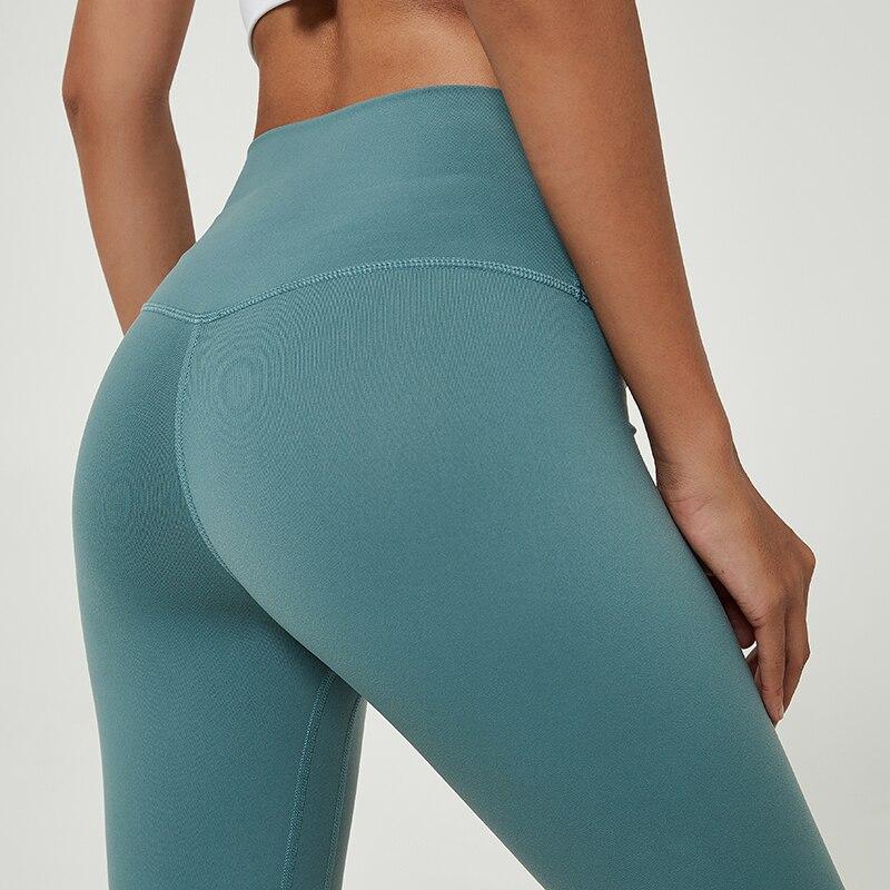 Cardism Women's Yoga Pants High Waist Sports Leggings  For Fitness Clothing Push Up Calf-Length Running Sweatpants Women Pants 6