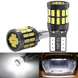 2x T10 W5W LED Canbus Bulbs 168 194 Car Parking Lights For VW Golf 4 5 6 7 Passat B5 B6 B7 Jetta MK4 MK5 MK6 Polo 6r CC Tiguan(China)