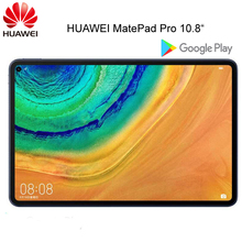 HUAWEI MatePad Pro 10.8 inch Tablet Android 10.0 Kirin 990 Octa core Multi-screen Collaboration GPU Turbo Google Play Tablet PC