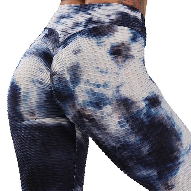 FITTOO Fashion Solid Workout Leggings Push Up Fitness leggings Women Legins Put Hip Fold Elastic High Waist Breathable Leggins
