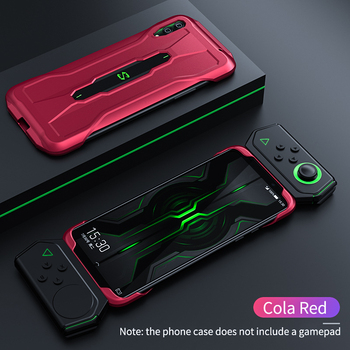 Перейти на Алиэкспресс и купить GKK Оригинальный чехол для Xiaomi BlackShark 2 Pro Чехол 3 в 1 противоударный Матовый Жесткий чехол без края для Black shark 2 3 pro Coque