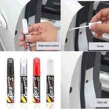 4 renk araba oto boya kalemi ceket Scratch temizle onarım sökücü aplikatör hiçbir toksik dayanıklı aracı araba aksesuarları