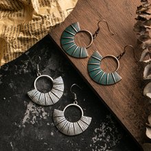 Vintage Boho Drop Earrings for Women Female Ethnic Hanging Dangle Earrings 2019 Party Indian Jewelry Gift Accessories