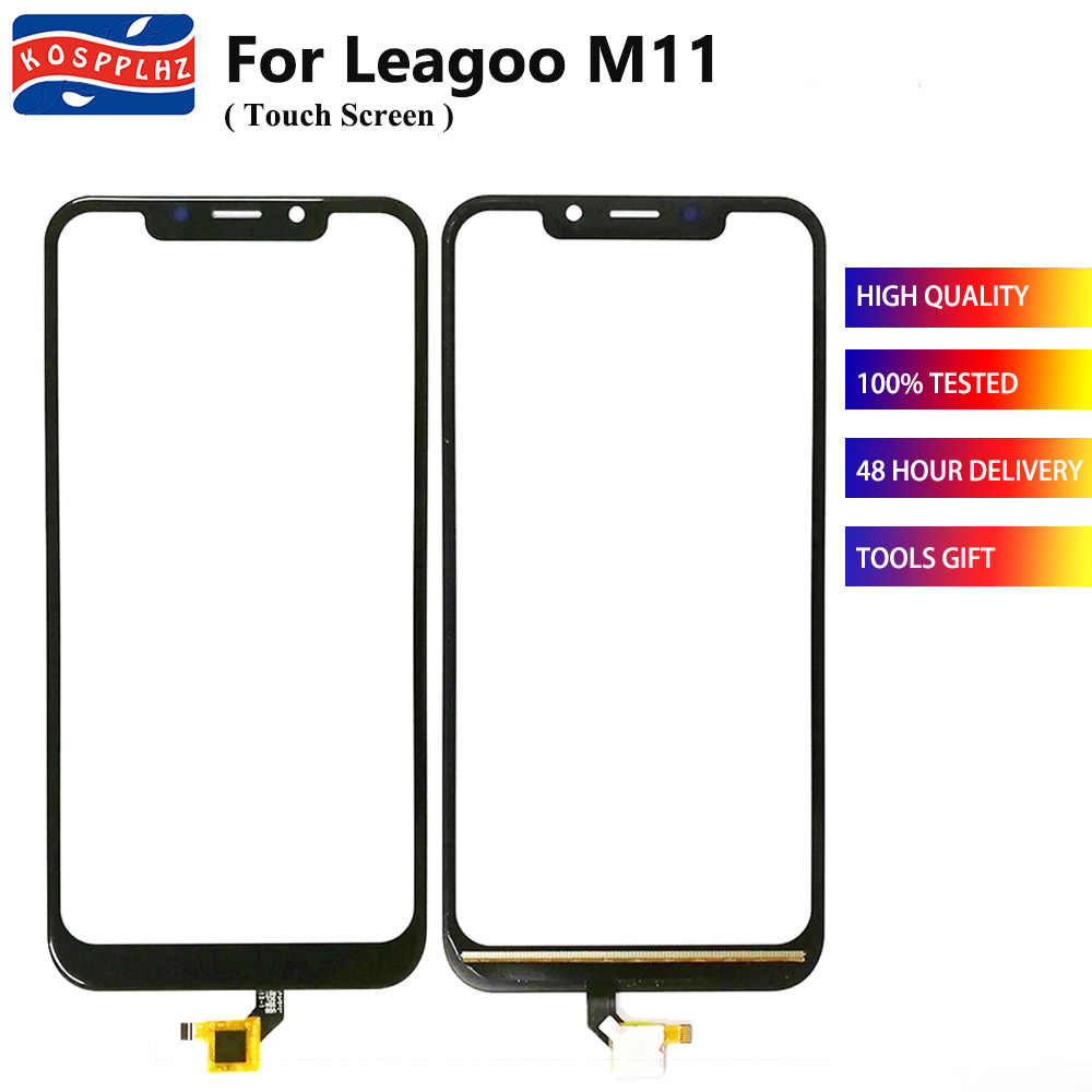Hohe Qualität Touch Screen Touch Panel Für Leagoo M11 Touchscreen Glas Digitizer Front Glas Perfekte Teile M 11