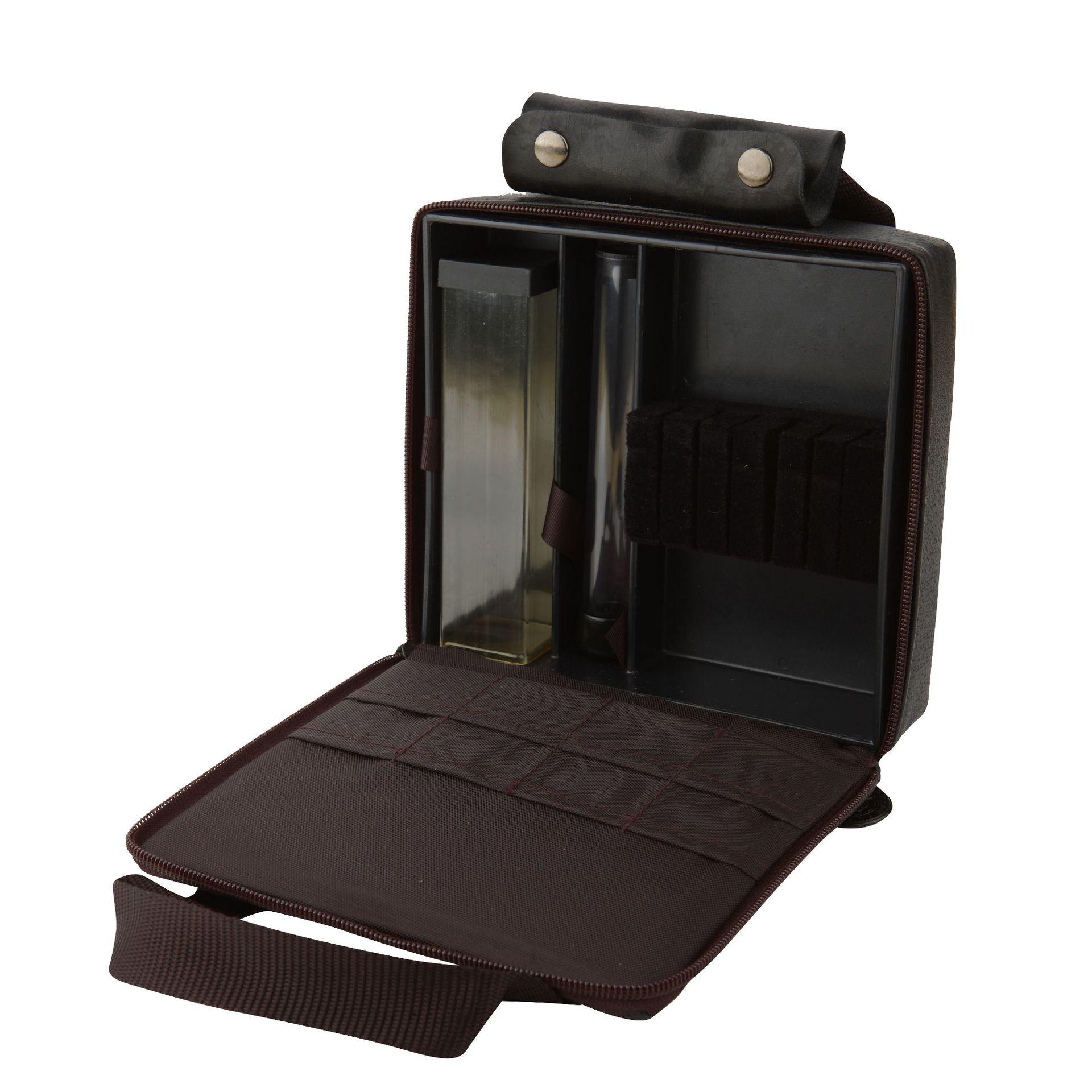 CUESOUL 20 Grams Steel Tip Darts Black Scorpion Series with luxury dart case 006