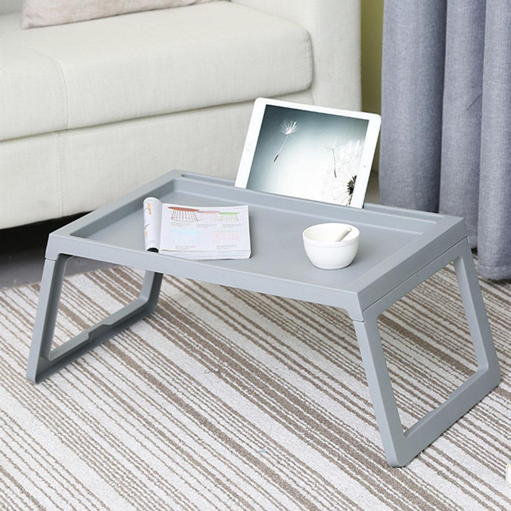 Folding Computer Desk Multifunction Laptop Lazy Table For Bed Leaning