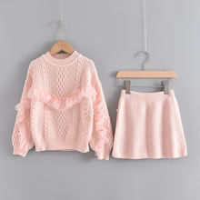 Рождественские свитера для маленьких девочек осенне зимняя детская