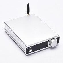 BRZHIFI estéreo HiFi Bluetooth 5,0 TDA7498E amplificador de potencia activa auriculares Subwoofer USB/OPT/coaxial DAC decodificador