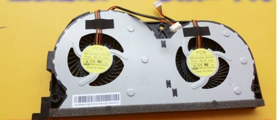 New original laptop CPU fan for Lenovo Y50-70AS Y50-70AM Y50-70 Cooling cooler fan
