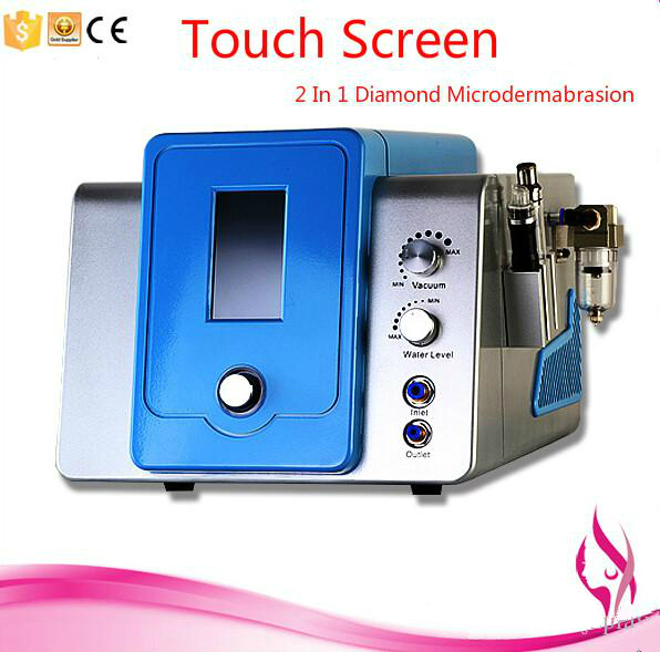 Multi-functional Hydro Facial Machine Water Stripping Machine Water Facial Skin Cleaning And Tightening Beauty Oxygen Jet Peel