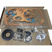 цена на Auto spare parts 4BD1 4BD2 diesel engine full overhaul gasket set cylinder head gasket kit