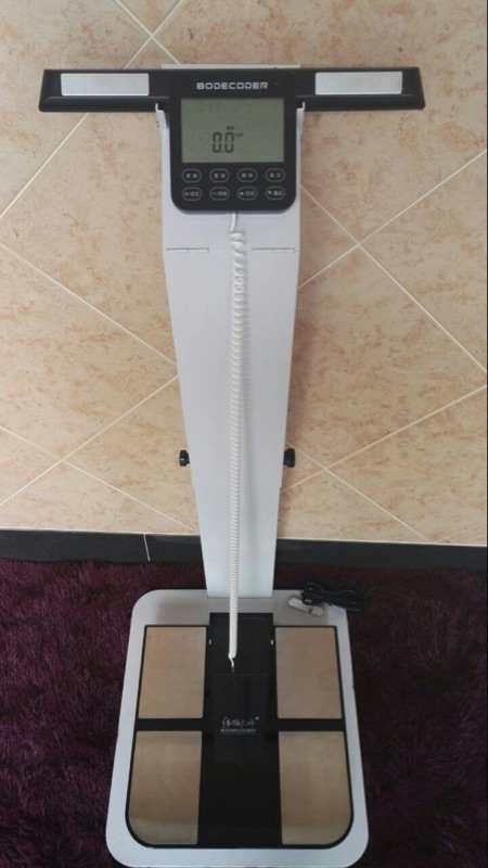2020 New Arrival Portable Body Composition Analyzer For Sale