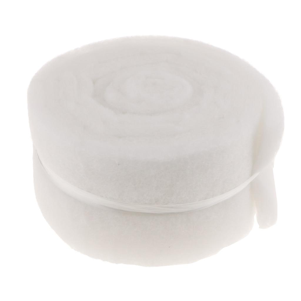 Meios de filtro da almofada do algodão da esponja da espuma de 300cm para a filtragem da água da bomba do filtro do tanque de peixes do aquário