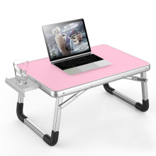 Outdoor Folding Laptop Desk, 60 * 40cm Laptop Desk, Folding And Adjustable Laptop For Laptop Tray
