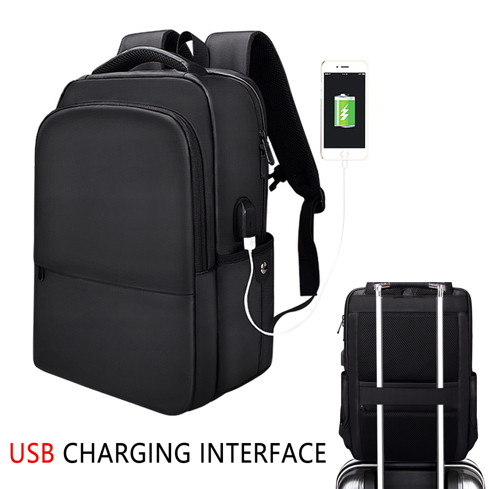 Unisex waterproof fashion backpack for 13 13.3 14 15 inch college student multifunctional USB fashion travel laptop backpack|Laptop Bags & Cases| - AliExpress