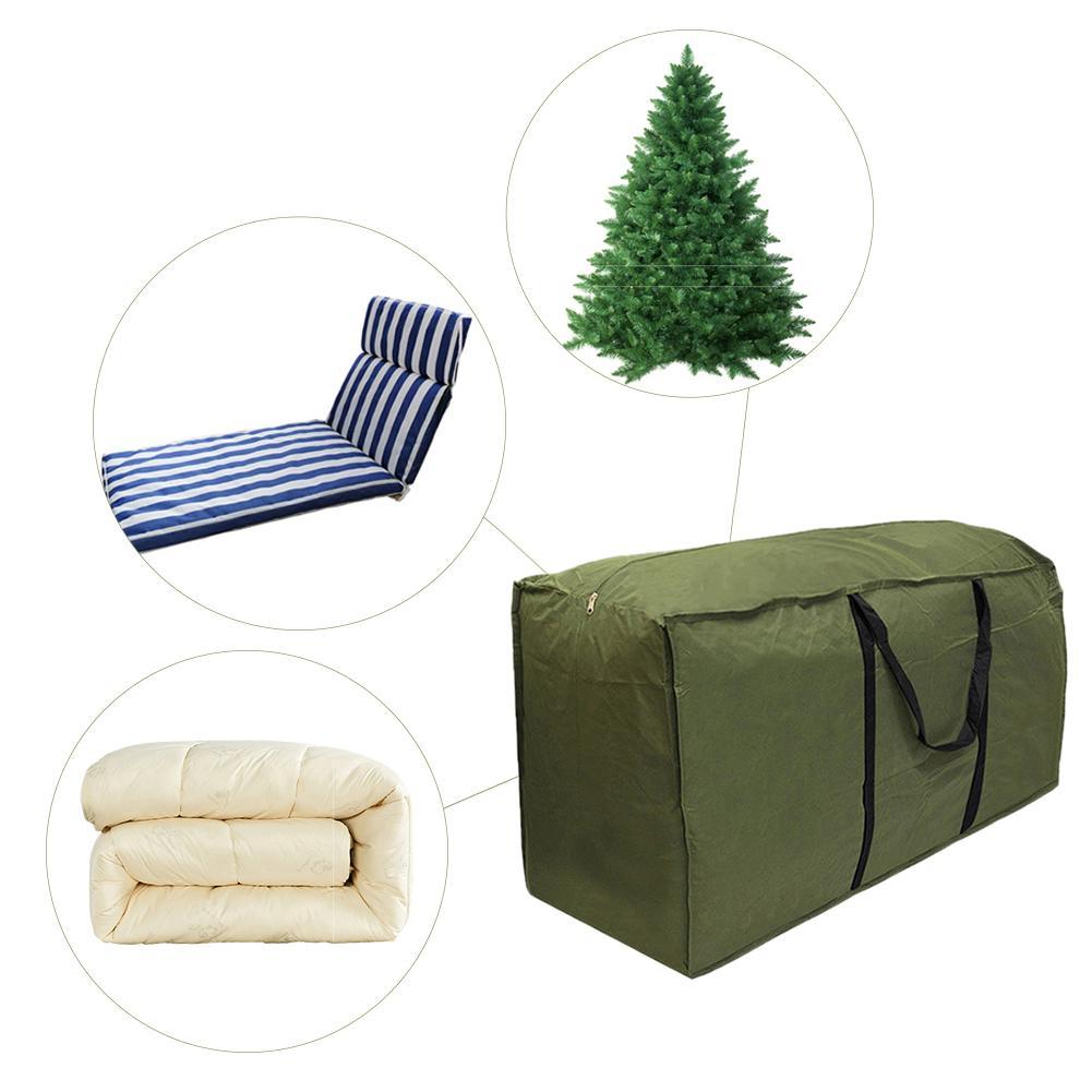Очень большие водонепроницаемые сумки для хранения рождественской елки, сумки, мешочки, чехол, уличная мебель, подушки, сумка для хранения, ...
