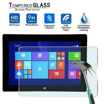 For Microsoft Surface 2 RT -Premium Tablet 9H Tempered Glass Screen Protector Film Protector Guard Cover for teclast p10 9h premium tablet tempered glass screen protector film protector guard cover