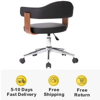 Nowoczesne krzesło do jadalni krzesło obrotowe do sypialni salon lub krzesła biurowe krzesła do jadalni mechanizm podnoszący krzesła tapicerowane tanie i dobre opinie vidaXL 800mm Jadalnia meble pokojowe 49 5 x 51 5 x (94 5-115 5) cm (W x D x H) Europa i ameryka Jadalnia krzesło 287415
