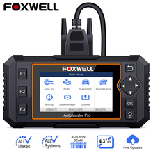 Foxwell NT644 Elite OBD2 Scanner Alle Systeem Auto Diagnostic Tools Met Olie Dpf 19 Reset Functies Obd 2 Automotive Scanner