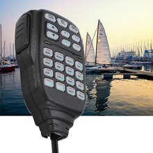 SOONHUA Walkie Talkie Car Ship Mobile Hand Microphone Walkie Talkies 8-Pin For ICOM ID-800H ID-880H IC-2800H IC-2820H IC-V8000