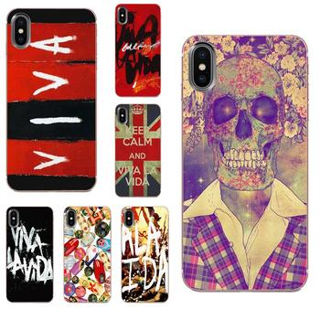 Cell Case Viva La Vida For LG G2 G3 G4 G5 G6 G7 K4 K7 K8 K10 K12 K40 Mini Plus Stylus ThinQ 2016 2017 2018 image