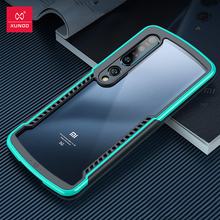 Funda For Xiaomi Mi 10 Case 100% XUNDD Official authorized Luxury Airbags Drop proof Back Cover for Mi10 Pro чехол High Quality