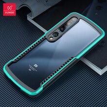 Funda pour Xiaomi Mi 10 Case 100% XUNDD officiel autorisé coussins gonflables de luxe couverture arrière anti chute pour Mi10 Pro