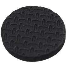18 Pcs Black 2.5cm Diameter Nonslip Table Chair Leg Felt Cushion Pad(China)