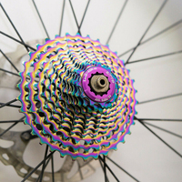 1pc ZTTO Bike Bicycle 12 Speed 11 32/34T Optional Cassette Freewheel Ultra light Flywheel Stainless HG system