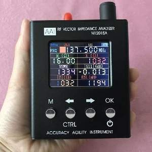 N1201SA+ Upgraded Version Vector Network Analyzer Impedance 137.5-2700MHz Power Meter