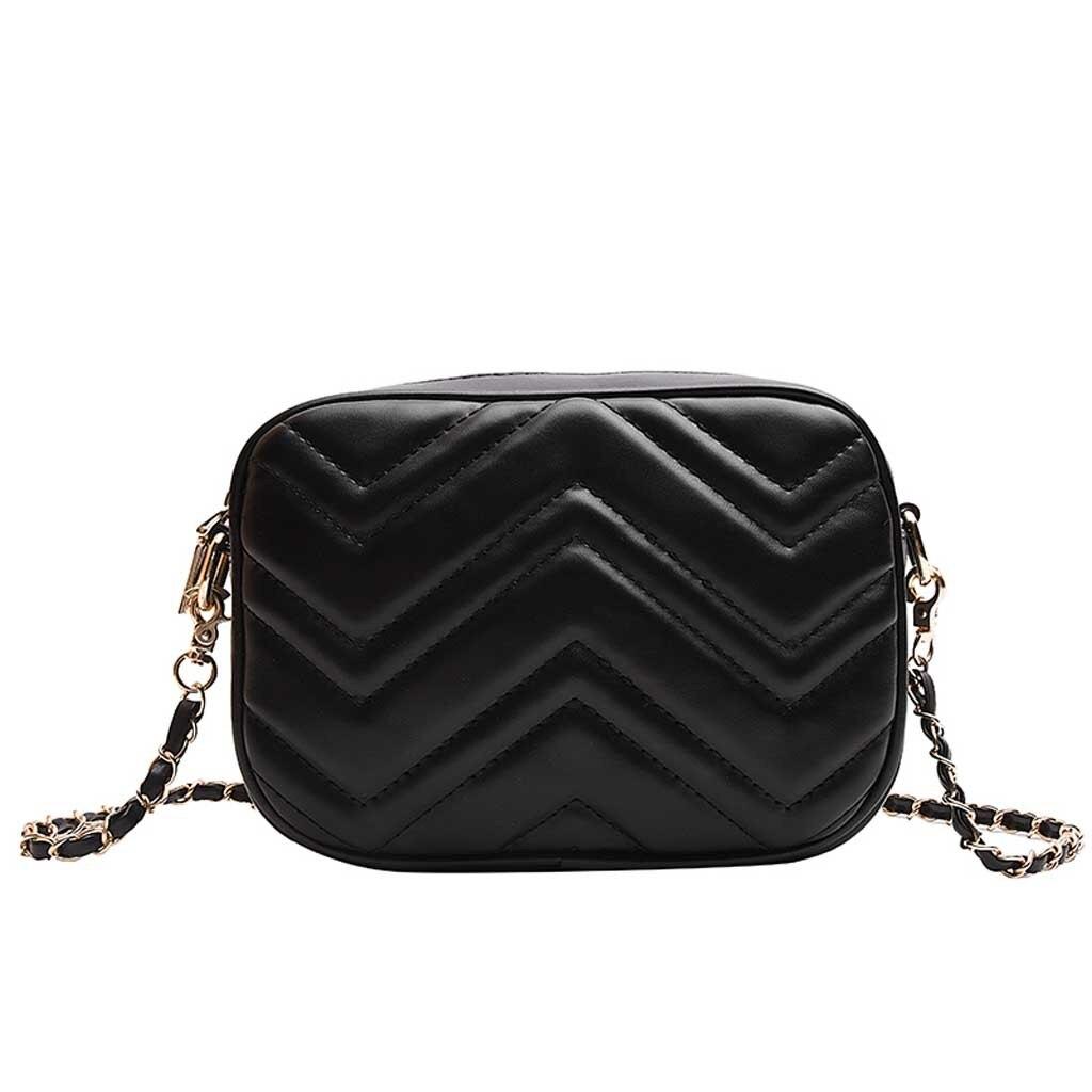 Женская Маленькая прозрачная сумочка, французская простая мягкая Диагональная Сумка с открытой линией, маленькая квадратная ретро-сумка н...