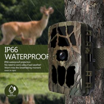 2019 New 4K 20 MP H982 Outdoor Hunting  Trail Camera PK 801A  Infrared Ful HD  0.2s trigger Monitoring Security Hunting Camera