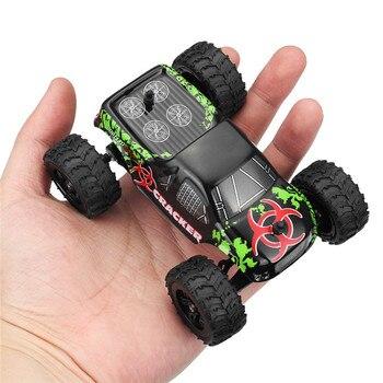 1:32 4CH 2WD 2.4GHz RC Car Mini Machine Radio Controll Car Off-Road Vehicle Model High Speed 20km/h Climbing Car Model Toys 1