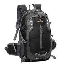 Hot Sale Men's Backpacks high quality MenTravel Bag Male Stu
