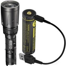 Nitecore 5 Colore SRT7GT + Usb Batteria Ricaricabile Del Cree XP-L Hi V3 1000LM Intelligente Anello Torcia Elettrica Impermeabile Luce Uv di Salvataggio torcia