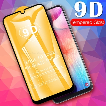 10pcs/lot 9D Tempered Glass Screen Protector For Xiaomi Mi 10 10T 9T 9 8 SE A3 A2 A1 Pro Lite 5G Full Cover Protective Film