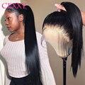 Парики из натуральных волос на сетке спереди, с детскими волосами