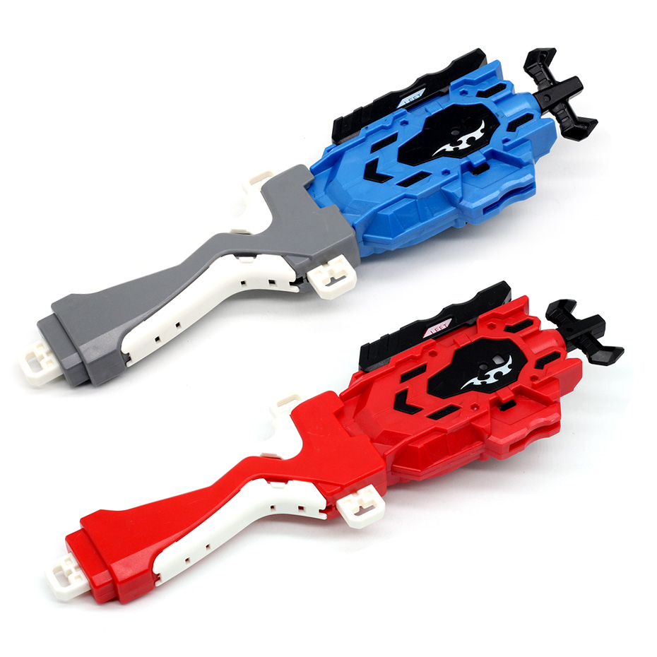 Takara Tomy Bey Bay Burst Toys Handlebar Launcher Blade Metal Fusion Two Way Wire Tops Grip Blade Blades Toys New Boy Girl image