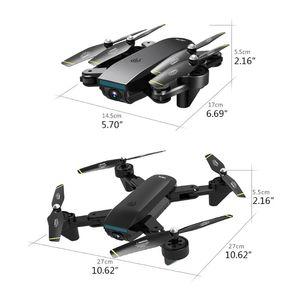 Image 5 - SG700 D 4K HD רחב זווית Drone עם מצלמה מיצוב מתקפל FPV RC Quadcopter