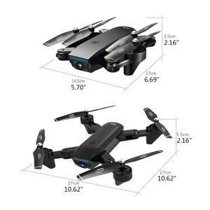 Image 5 - SG700 D 4K HD Wide Angle Drone with Camera Positioning Folding FPV RC Quadcopter