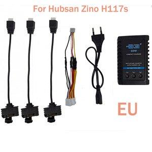 Image 1 - Batterij Oplader Oplaadkabel Adapter Voor Hubsan Zino H117S/Zino Pro Quadcopter Onderdelen