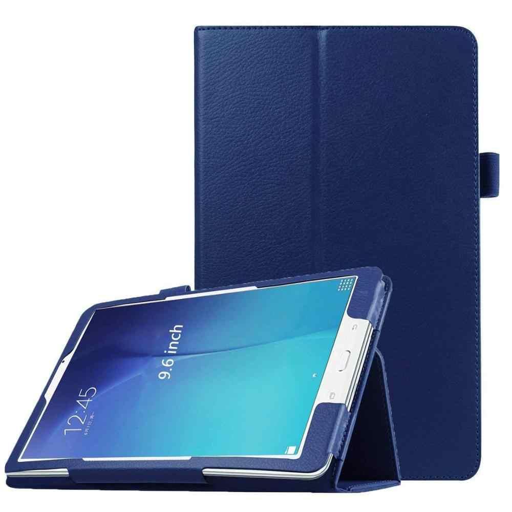 CoqueสำหรับSamsung Tab E 9.6ฝาครอบแท็บเล็ตสำหรับSamsung Galaxy Tab E 9.6 T560 T561 SM-561 SM-T560Fundasหนังกระเป๋ากลับCapa