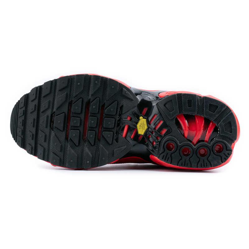 נייקי מקסימום אוויר Tn ילדים נעלי מקורי חדש הגעה ילדי נעלי ריצה נוחה ספורט סניקרס