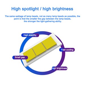 Image 4 - Nlpearl carro farol lâmpadas 20000lm h4 led canbus lente do projetor kit les kit de conversão oi/lo feixe farol 12v/24v rhd lhd